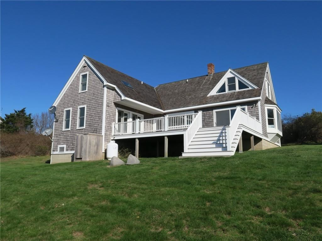 Photo of 1375 Peckham Farm Road, Block Island, RI 02807 (MLS # 1270149)