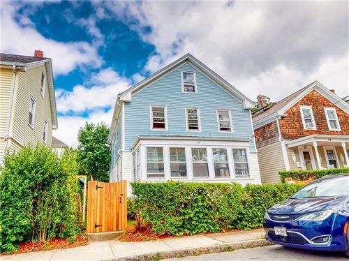 Photo of 35  Hall Avenue, Newport, RI 02840 (MLS # 1259150)