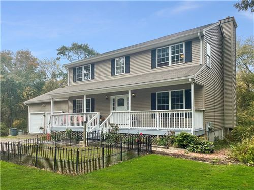 Photo of 635 South County Trail, Exeter, RI 02822 (MLS # 1296151)