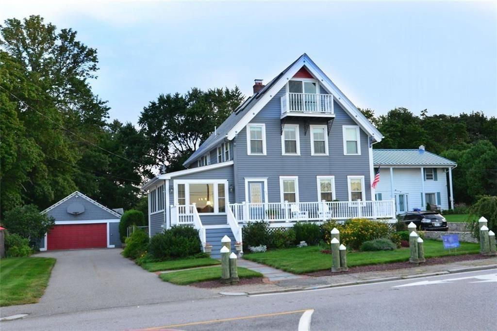 Photo of 96 Ocean Avenue, Cranston, RI 02905 (MLS # 1264184)