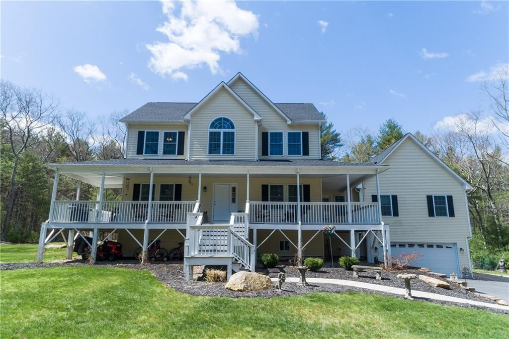 Photo of 145 Provident Place, Coventry, RI 02816 (MLS # 1281212)