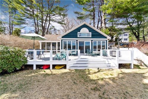 Photo of 138 West Shore Drive, Exeter, RI 02822 (MLS # 1279359)