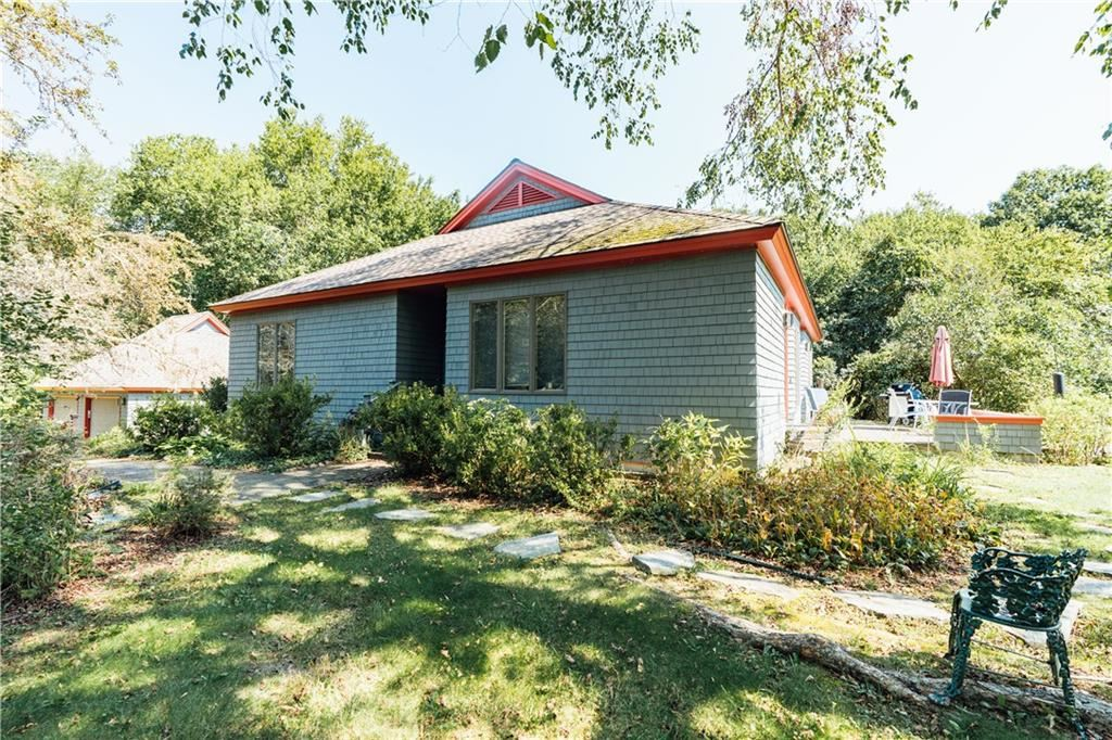 Photo of 209 Sunnybrook Farm Lane, Narragansett, RI 02882 (MLS # 1293383)