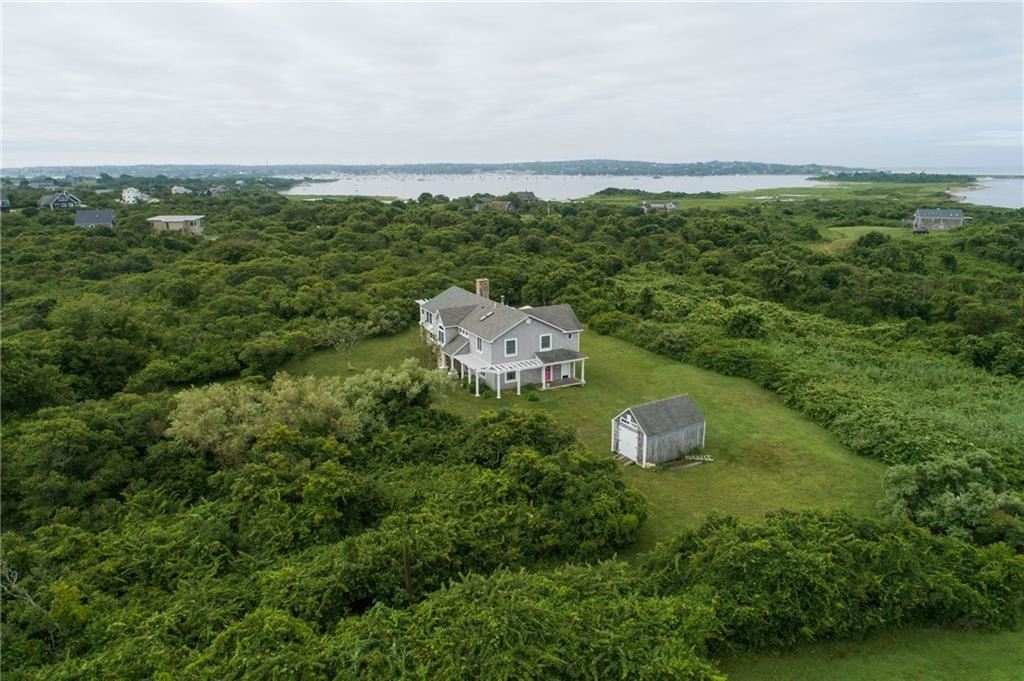 Photo of 1079 CORN NECK Road, Block Island, RI 02807 (MLS # 1229416)