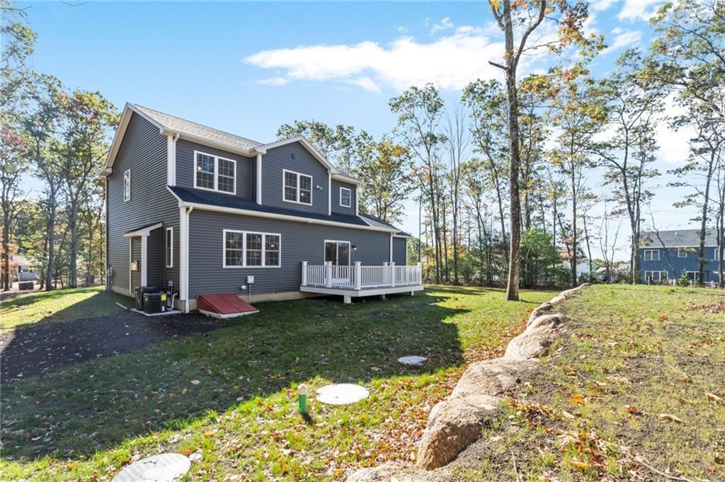 Photo of 530 Whaley Hollow Road, Coventry, RI 02816 (MLS # 1271448)