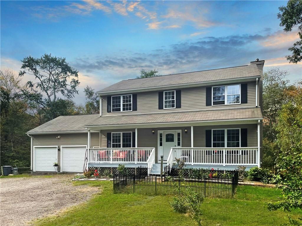 Photo of 635 South County Trail, Exeter, RI 02822 (MLS # 1296475)