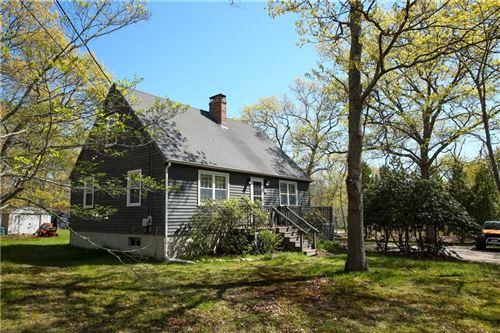 Photo of 178 Buckeye Brook Road, Charlestown, RI 02813 (MLS # 1282493)