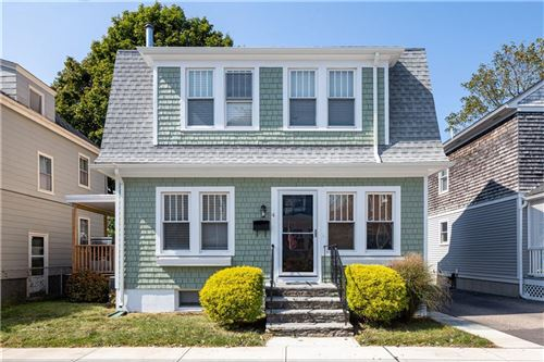 Photo of 4 Curry Avenue, Newport, RI 02840 (MLS # 1267588)