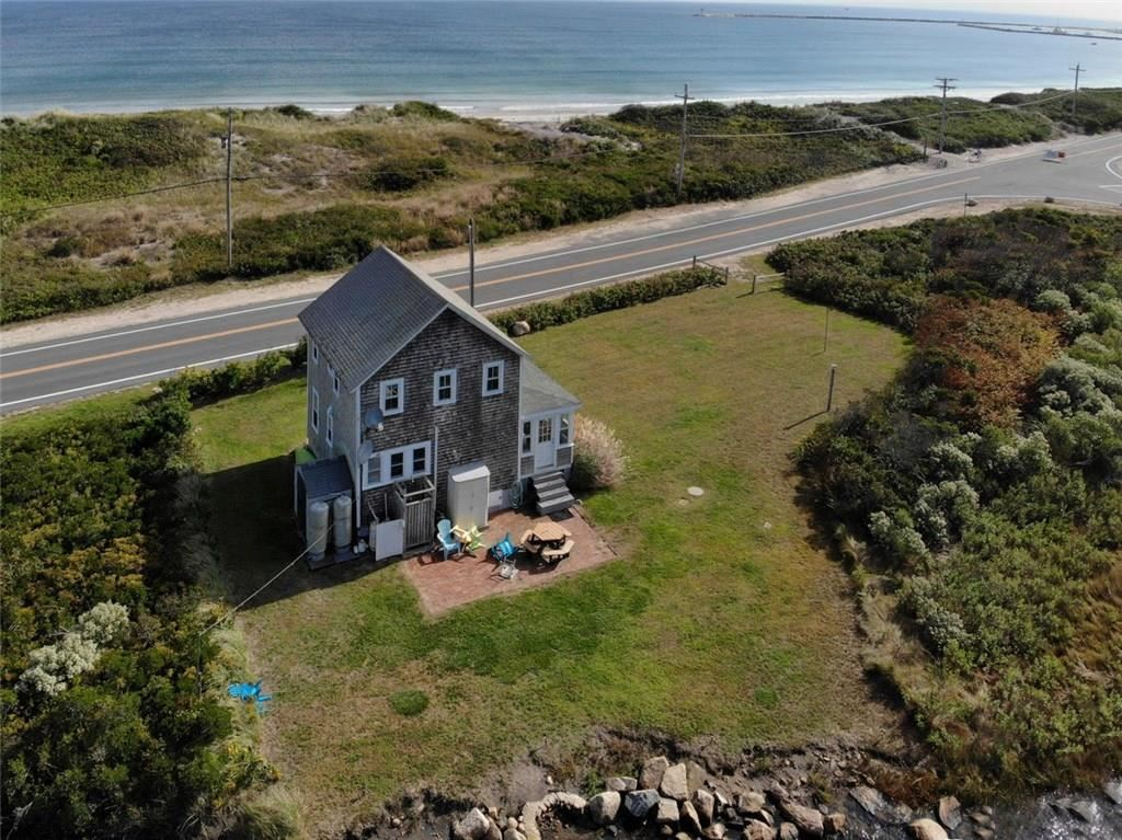 Photo of 603 Corn Neck Road, Block Island, RI 02807 (MLS # 1246607)
