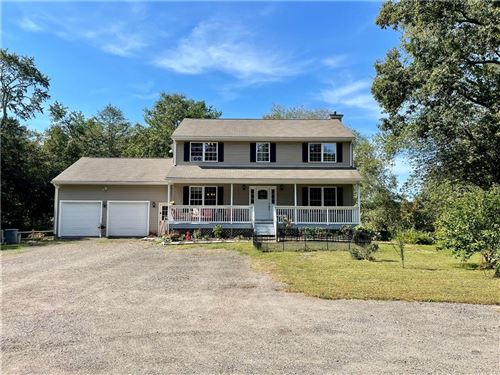 Photo of 635 South County Trail, Exeter, RI 02822 (MLS # 1285611)