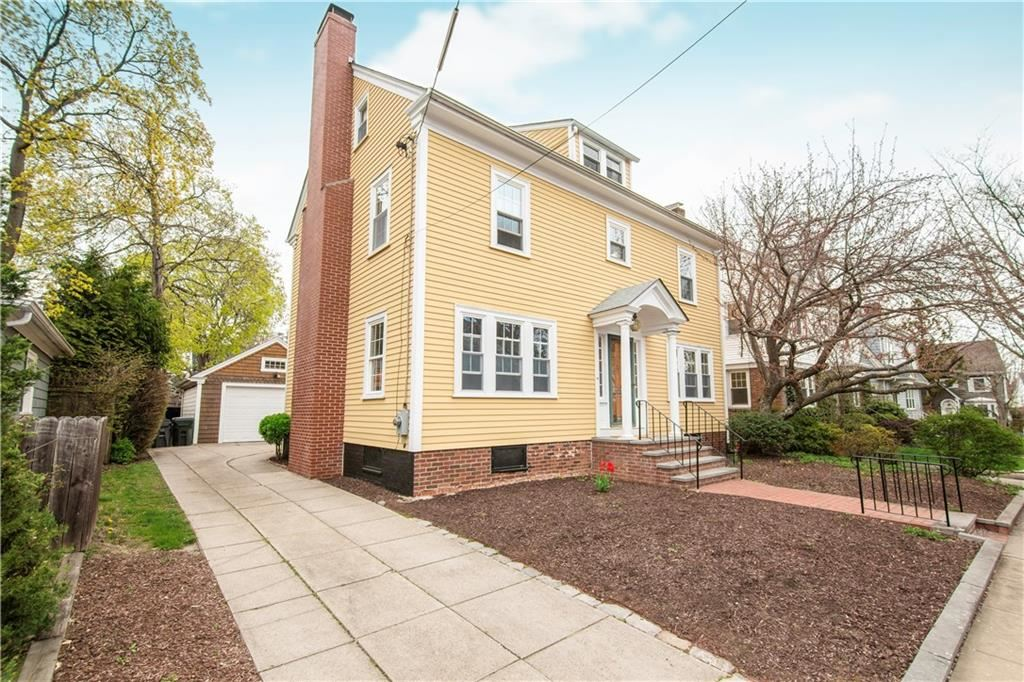 Photo of 14 RAY Street, East Side of Providence, RI 02906 (MLS # 1280699)