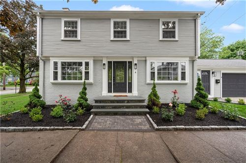 Photo of 4 MOUNT Avenue, East Side of Providence, RI 02906 (MLS # 1289748)