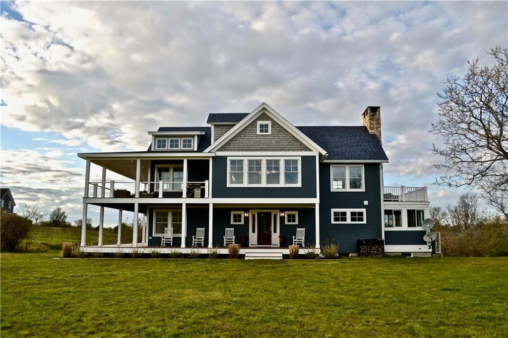Photo of 1435 Off Cooneymus Road, Block Island, RI 02807 (MLS # 1254780)