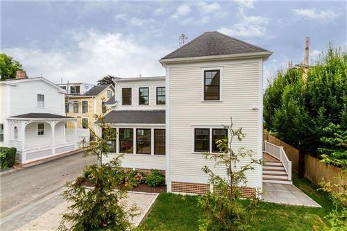 Photo of 9 Calvert Street, Newport, RI 02840 (MLS # 1291839)