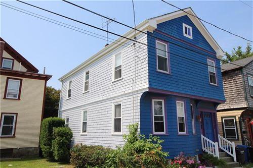 Photo of 4 Clinton Avenue, Newport, RI 02840 (MLS # 1288890)
