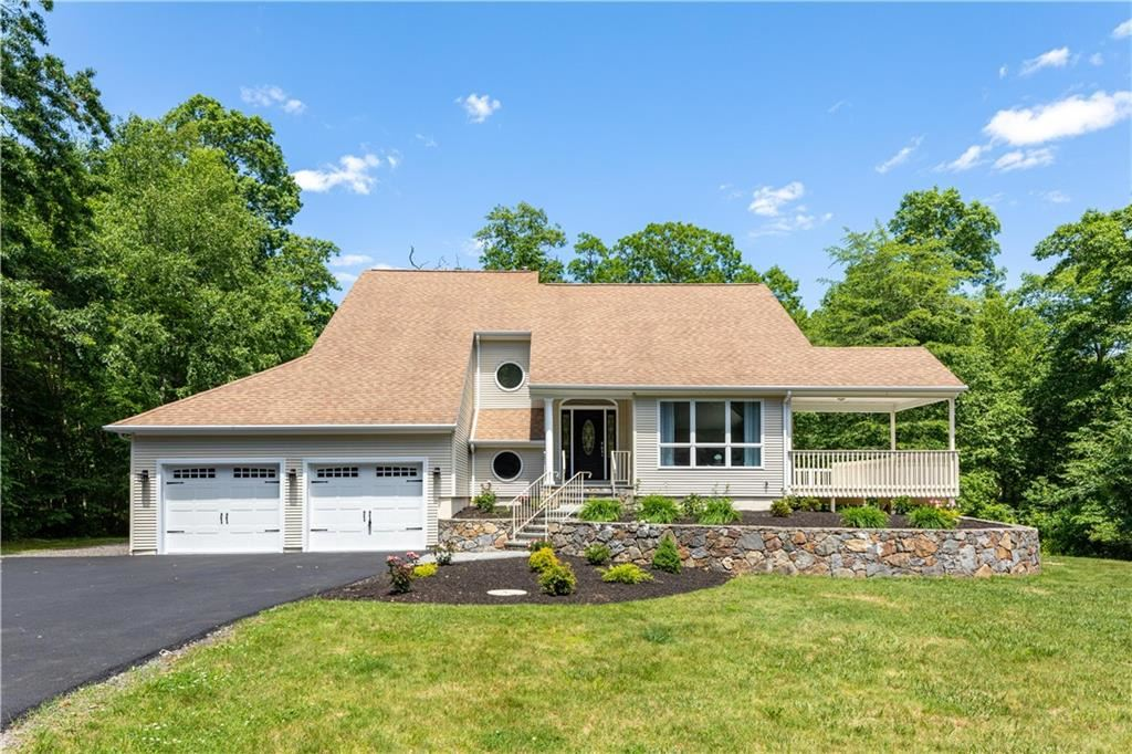Photo of 10 Tray Hollow Road, Foster, RI 02825 (MLS # 1283930)