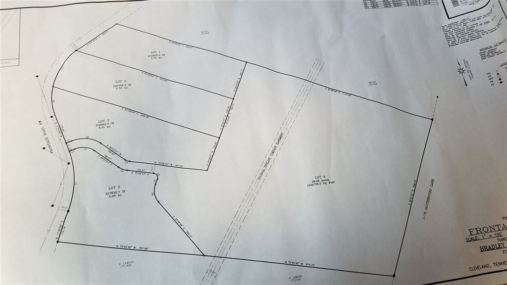Photo of lot 4 fronta frontage road, Cleveland, TN 37312 (MLS # 20190375)