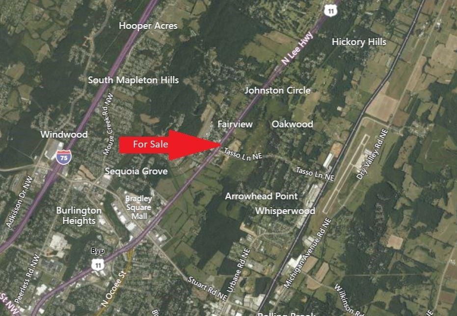Photo of 7.62 acres North Lee Highway NE, Cleveland, TN 37312 (MLS # 20209472)