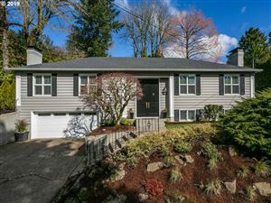 Photo of 1003 SW TANGENT ST, Portland, OR 97201 (MLS # 19461002)