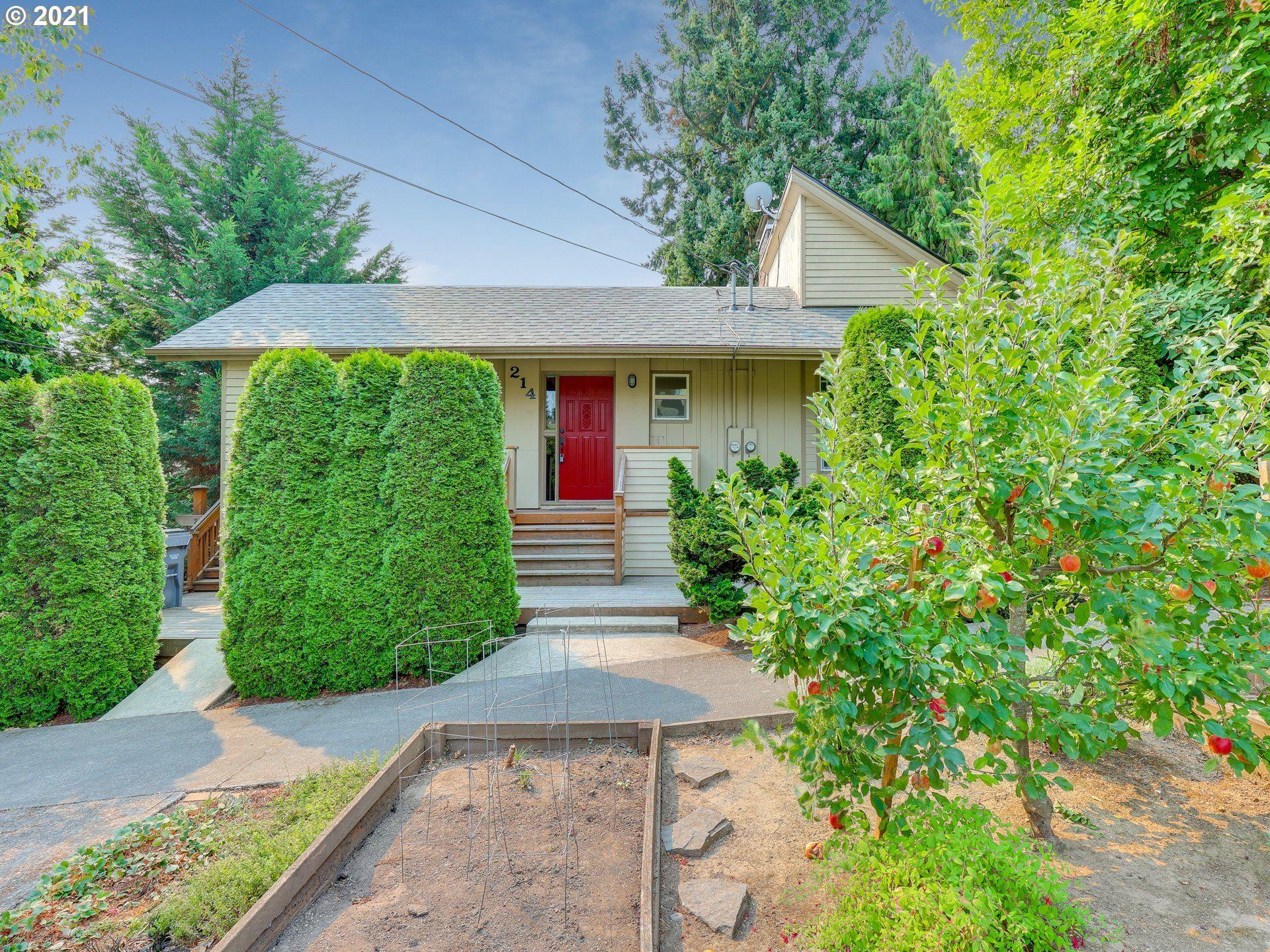 214 SW HAMILTON ST, Portland, OR 97239 - MLS#: 21179002
