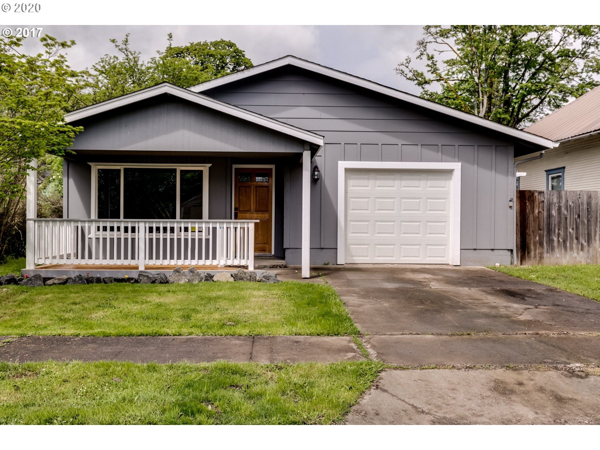 Photo for 191 N 3RD ST, Creswell, OR 97426 (MLS # 20076004)