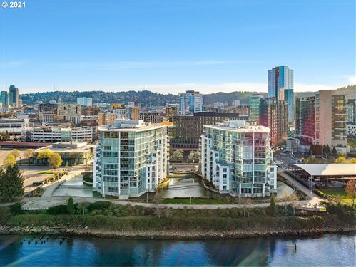 Photo of 1310 NW NAITO PKWY #607, Portland, OR 97209 (MLS # 21551007)