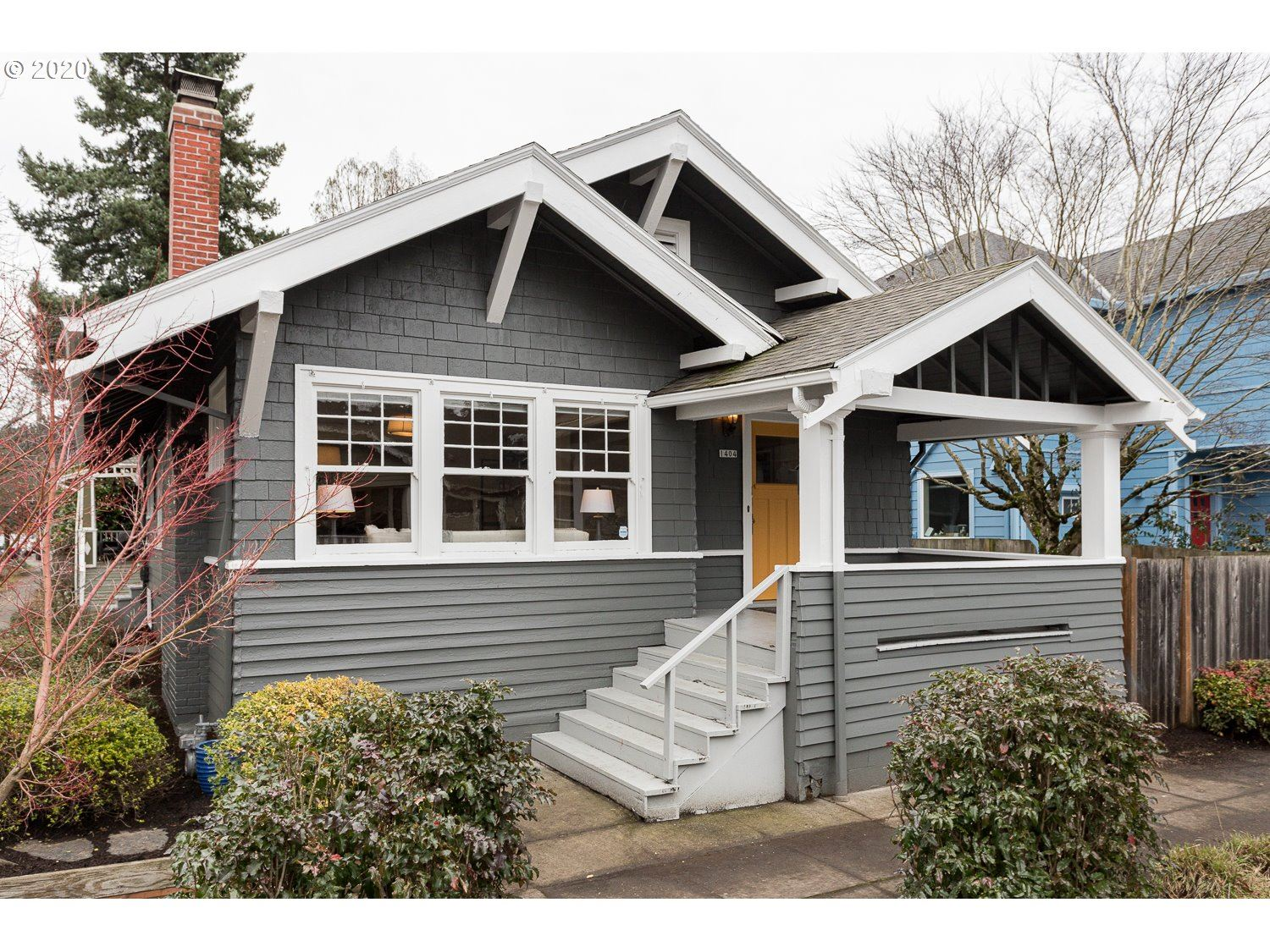 1404 SE 44TH AVE, Portland, OR 97215 - MLS#: 20463016