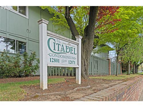 Photo of 12863 SE STARK ST #A12, Portland, OR 97233 (MLS # 20490019)