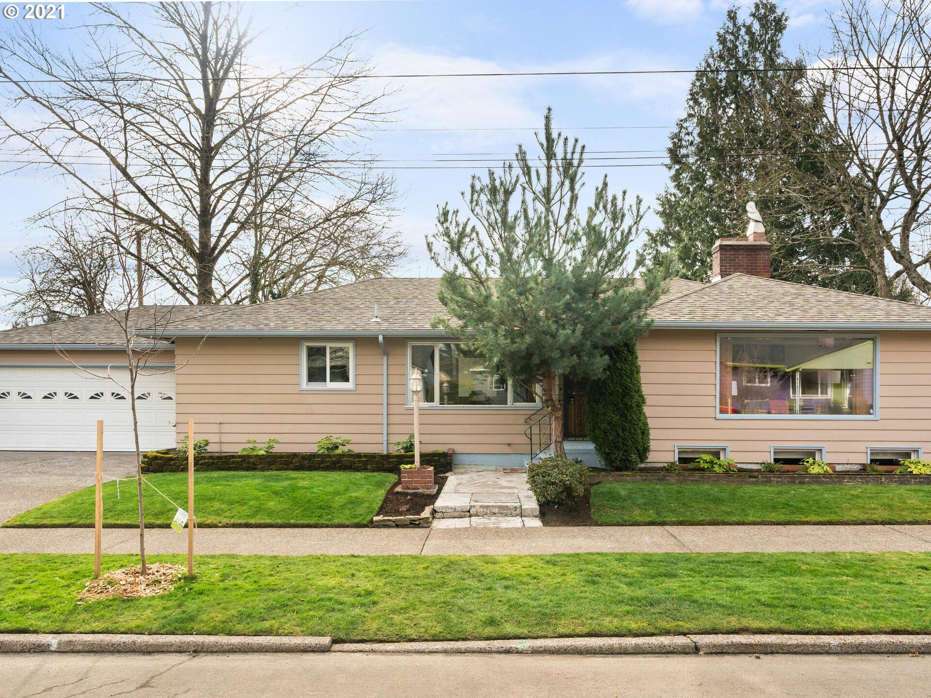 7706 SE WOODWARD ST, Portland, OR 97206 - MLS#: 21285024