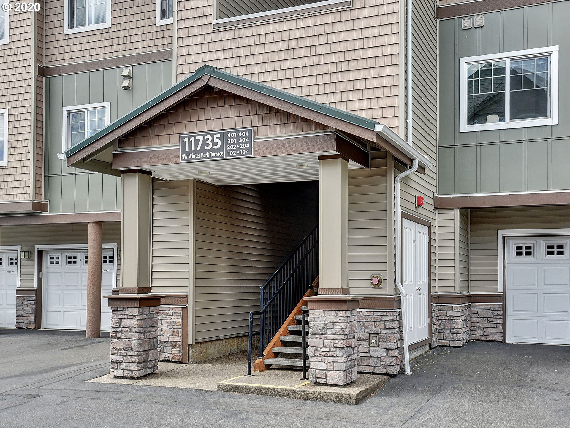 11735 NW WINTER PARK TER #303, Portland, OR 97229 - MLS#: 20359028