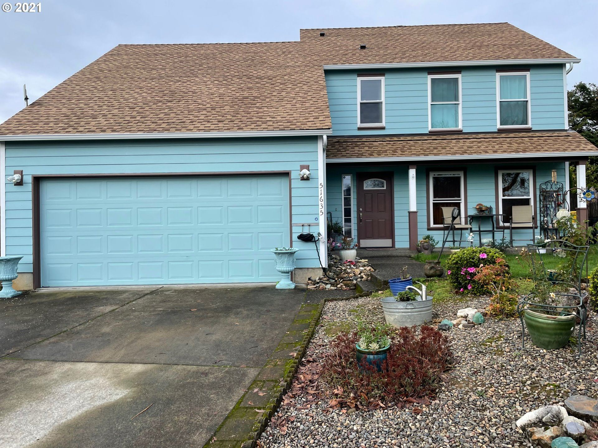 51635 SW SNYDER CT, Scappoose, OR 97056 - MLS#: 21082031