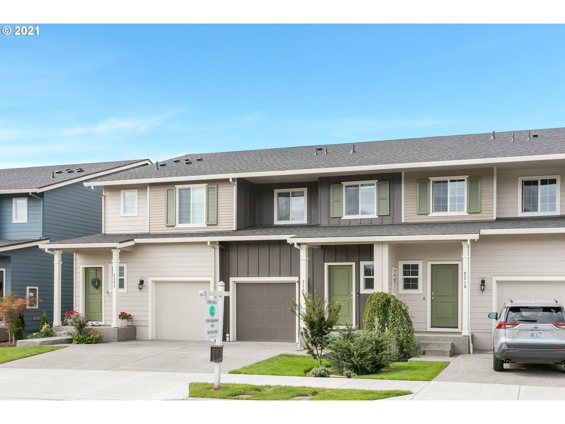 2206 NE 115TH CT, Vancouver, WA 98684 - MLS#: 21129033