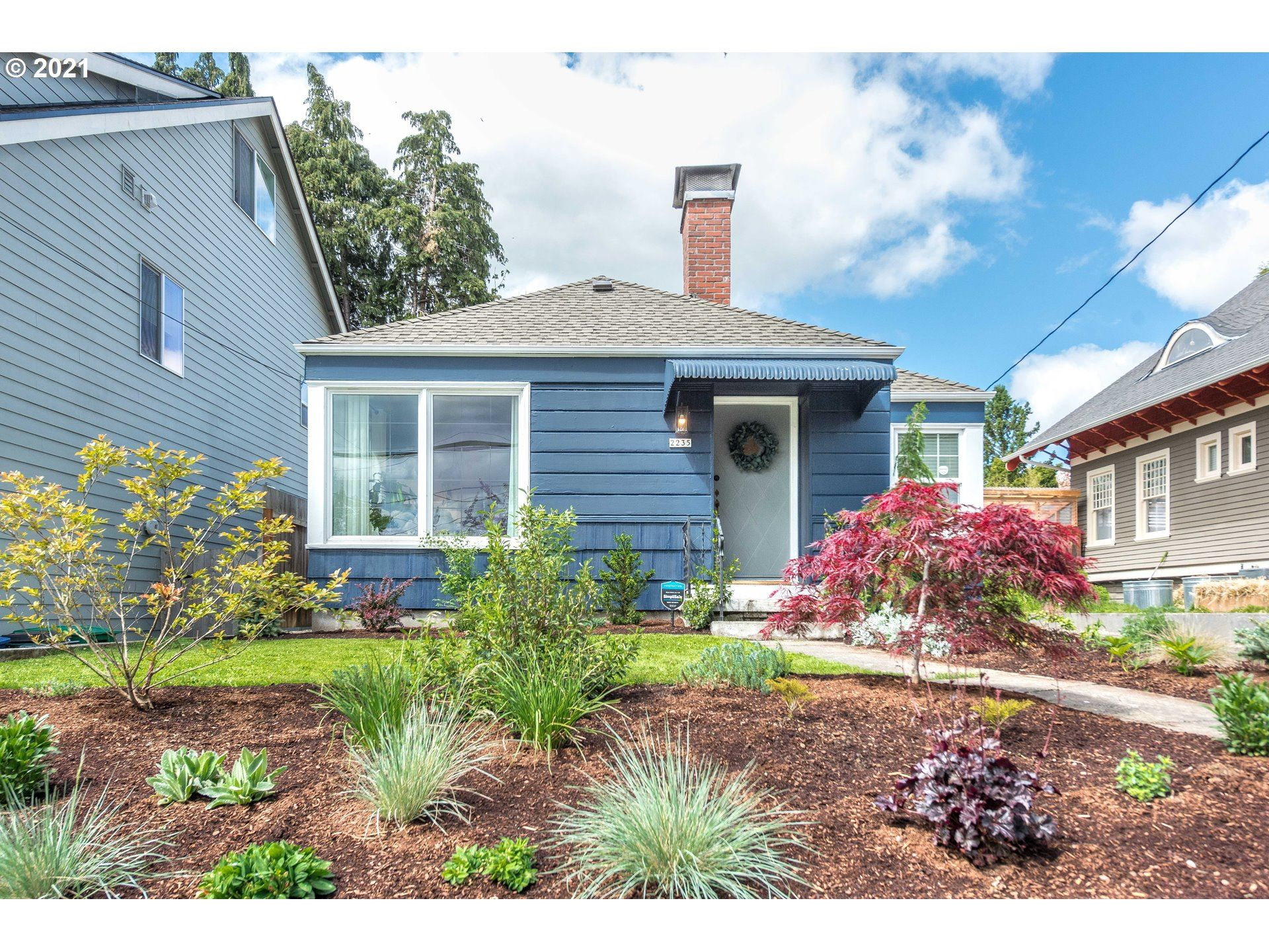 2235 SE 60TH AVE, Portland, OR 97215 - MLS#: 21220033