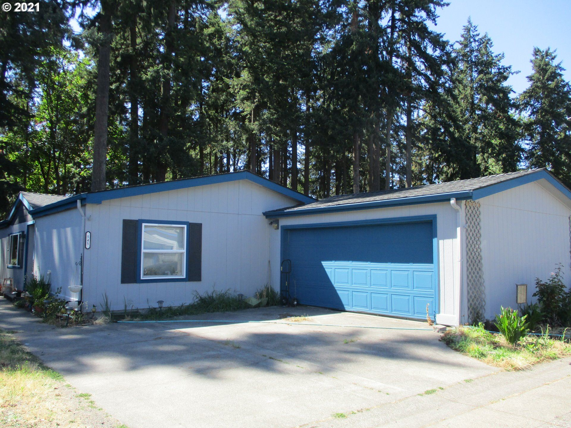 1655 S ELM ST #545, Canby, OR 97013 - MLS#: 21461033