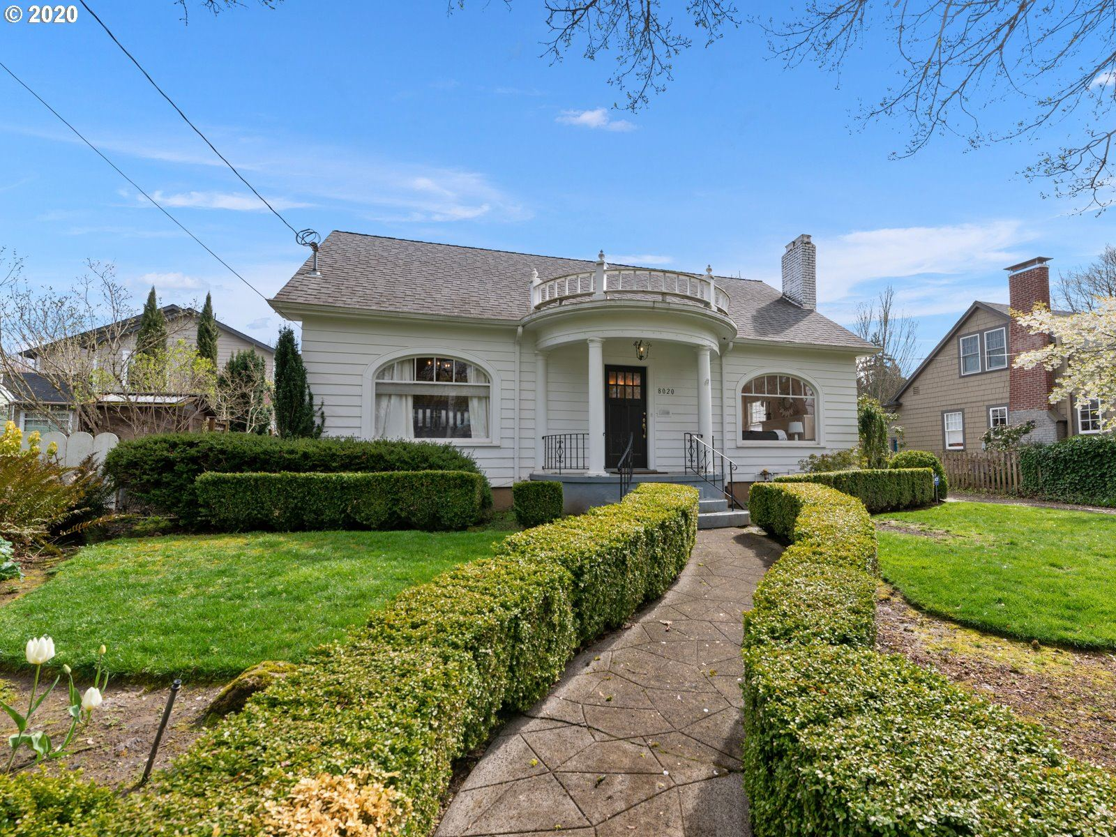8020 SE 36TH AVE, Portland, OR 97202 - MLS#: 20376035