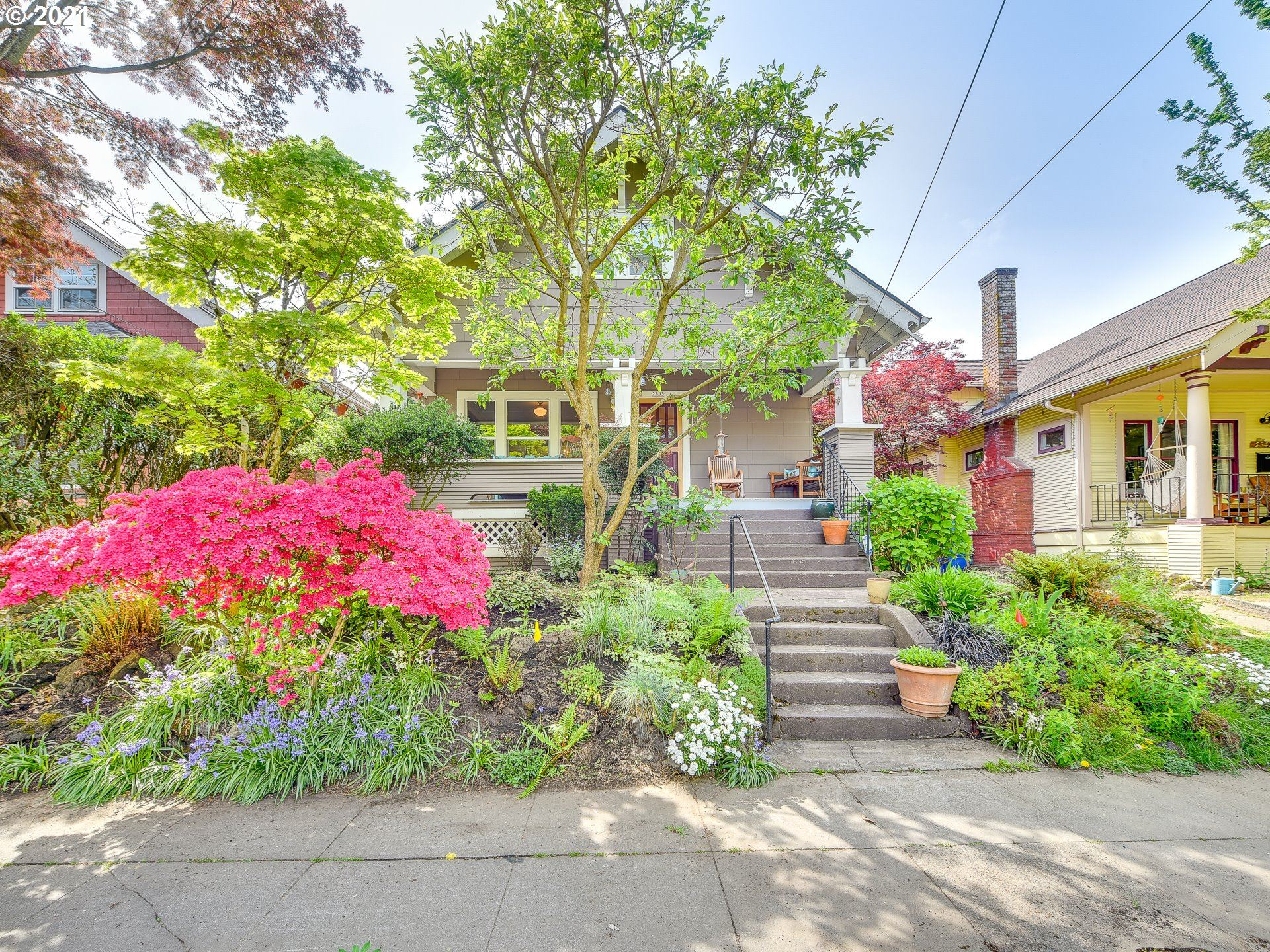 2605 SE 34TH AVE, Portland, OR 97202 - MLS#: 21632036