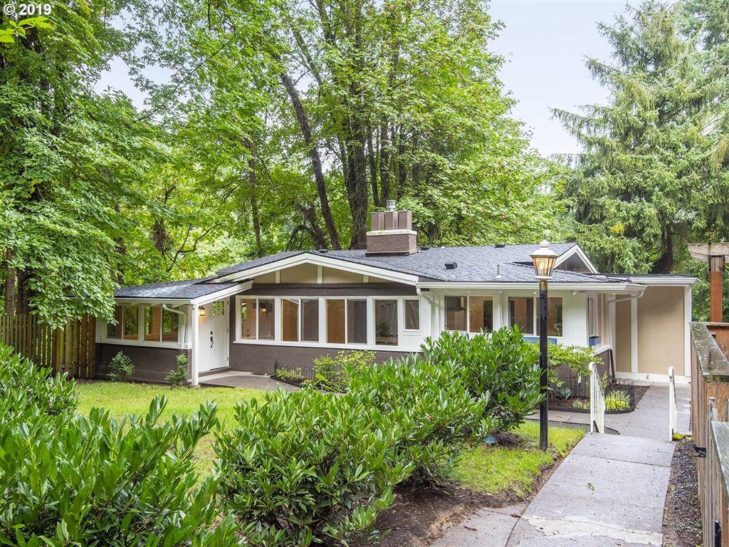 2909 SW Upper Dr, Portland, OR 97201 - MLS#: 19505038