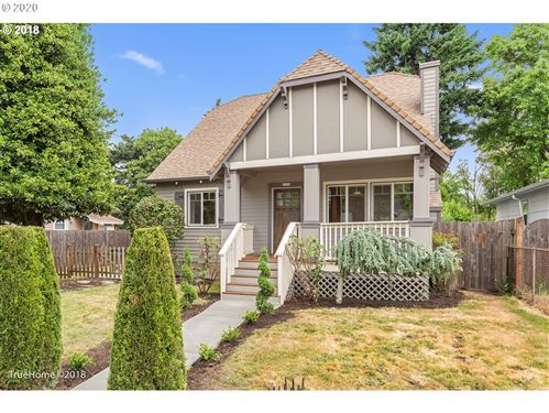 Photo of 7534 N FOWLER AVE, Portland, OR 97217 (MLS # 20247039)