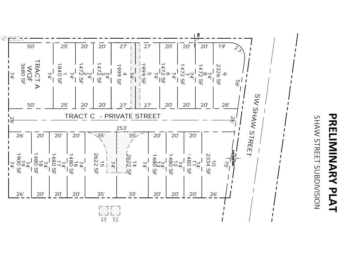 Photo of 18770 SW SHAW ST, Aloha, OR 97078 (MLS # 21676041)