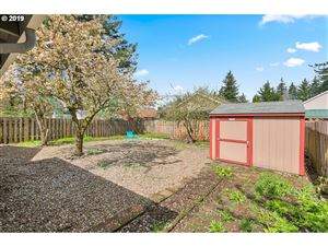 Tiny photo for 16937 SE HARRISON, Portland, OR 97233 (MLS # 19272042)