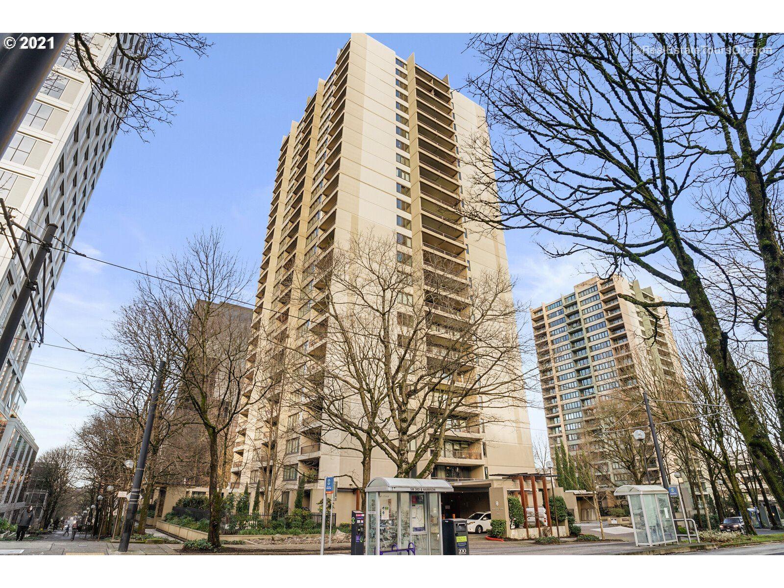 255 SW HARRISON ST #24B, Portland, OR 97201 - MLS#: 21622043