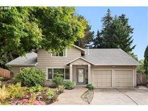 Photo of 11420 SW LANEWOOD ST, Portland, OR 97225 (MLS # 19188046)