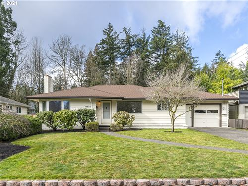 Photo of 8915 SW 36TH AVE, Portland, OR 97219 (MLS # 21386046)