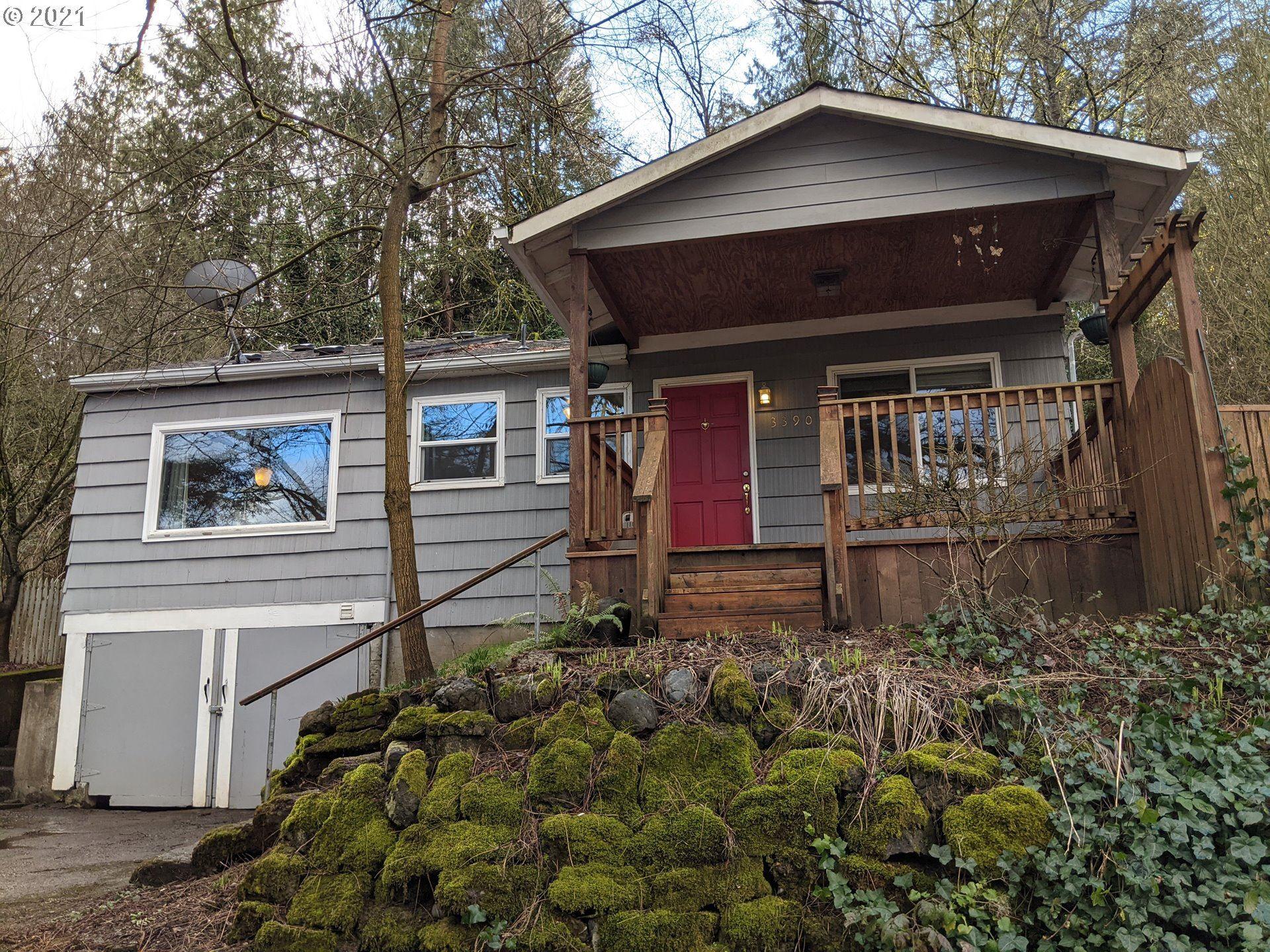 3390 SW BEAVERTON HILLSDALE HWY, Portland, OR 97239 - MLS#: 21064049