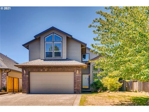 Photo of 16532 SW WATERLEAF ST, Beaverton, OR 97006 (MLS # 21368051)