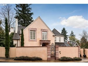 Photo of 2351 SW MONTGOMERY DR, Portland, OR 97201 (MLS # 19215053)