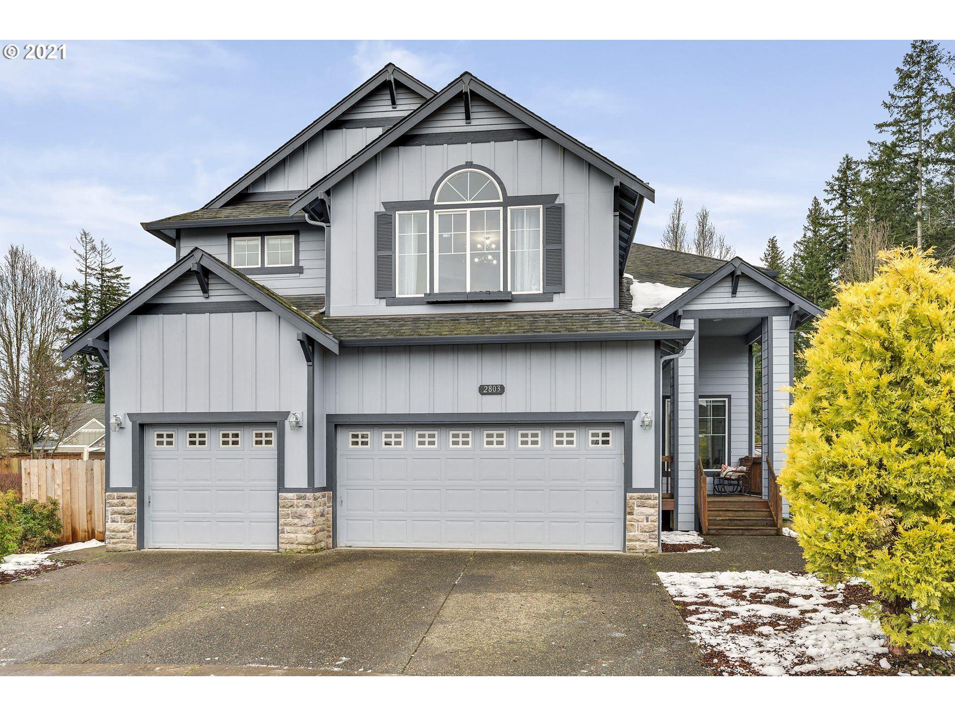 Photo for 2803 NE 185TH CT, Vancouver, WA 98682 (MLS # 21073055)