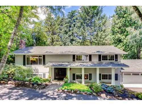 Photo of 10925 NW RAINMONT RD, Portland, OR 97229 (MLS # 20253058)