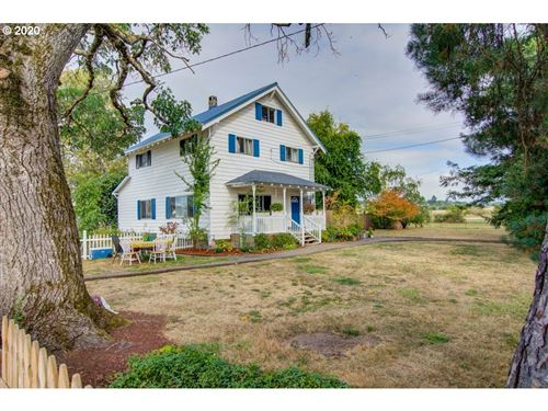 Photo of 1301 SW HILL RD, McMinnville, OR 97128 (MLS # 20378061)
