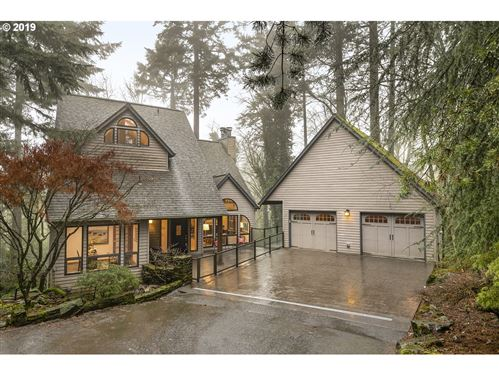 Photo of 4521 SW FAIRVIEW BLVD, Portland, OR 97221 (MLS # 19578063)